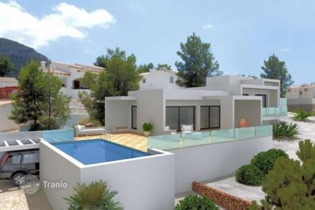 Cheap new homes for sale in Moraira. New home – Moraira, Valencia, Spain