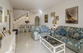 Apartments with pools for sale in Costa Brava. Two-level penthouse with a terrace, in a residence with a pool and a garden, 150 meters from the beach, Sant Feliu de Guixols, Spain