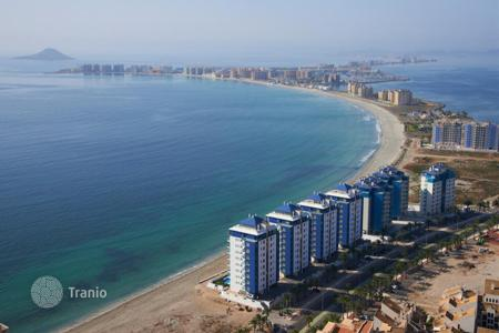 Cheap new homes for sale in Spain. New apartments in La Manga del Mar Menor