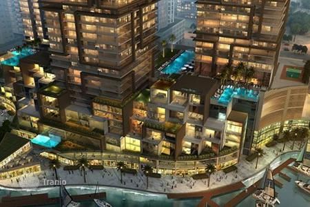 2 bedroom apartments for sale in Western Asia. New, fully equipped apartment in a luxury residential complex in the Dubai Marina area