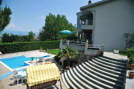 Property for sale in Matulji. Villa Beautiful villa with view of the Croatian Kvarner!
