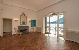 High-quality apartment with a large terrace and a panoramic view in a historic lakefront villa with gardens and a pool, Blevio, Italy for 1,800,000 €