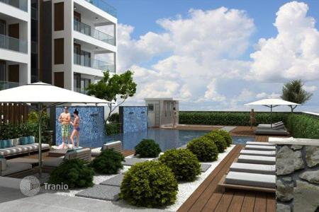 Apartments with pools by the sea for sale in Germasogeia. Apartment – Germasogeia, Limassol, Cyprus