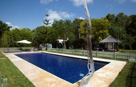 6 bedroom villas and houses to rent in Balearic Islands. Villa – Ibiza, Balearic Islands, Spain