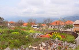 Cheap land for sale in Montenegro. Planning to build a house in the heart of the picturesque village of Baranovichi, Tivat