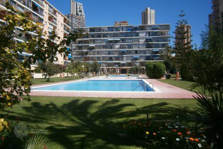 Cheap apartments with pools for sale in Finestrat. Apartment - Finestrat, Valencia, Spain
