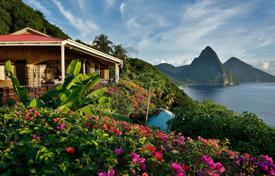 Property for sale in Caribbean islands. Villa – Soufriere, Saint Lucia