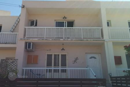 Cheap houses for sale in Oroklini. Two Bedroom Maisonette with Sea View