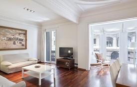 5 bedroom apartments for sale in Barcelona. Luminous apartment in immaculate condition, with a study and an interior garden, in a historic building, in Barcelona, Spain