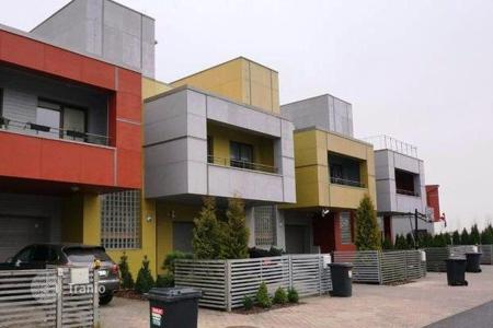 Townhouses for sale in Latvia. A modern townhouse in new development Seli, in Marupe district…