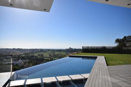Luxury 6 bedroom houses for sale in Costa del Sol. NEW! Design Villa? Panoramic Sea View? El Paraiso