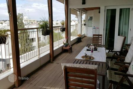 Residential for sale in Egkomi. 4 Bedroom Top Floor apartment in Engomi