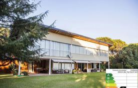 Luxury houses for sale in Costa del Maresme. The house with magnificent views, Sant Andreu de Llavaneras, Barcelona coast