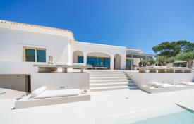 Modern villa with Mediterranean garden and a swimming pool, Cala Tarida, Spain for 6,980,000 €