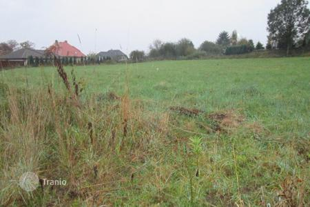 Cheap land for sale in the Czech Republic. Development land – Pyšely, Central Bohemia, Czech Republic