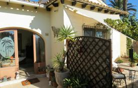 2 bedroom apartments by the sea for sale in Moraira. Bungalow of 2 bedrooms in Moraira
