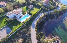 Luxury villa on the first line from the sea with access to the beach, Chalcis, Thessaly, Greece for 1,650,000 €