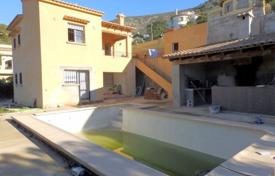 Cheap 4 bedroom houses for sale in Valencia. Villa – Benitachell, Valencia, Spain