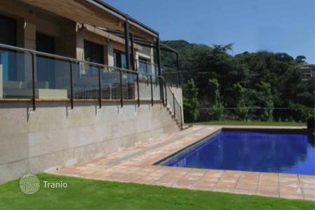 Luxury houses with pools for sale in Cabrils. Villa – Cabrils, Catalonia, Spain