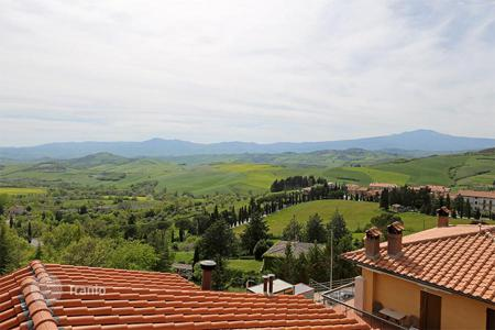 Apartments for sale in San Casciano dei Bagni. Newly built apartment for sale in Tuscany, San Casciano dei Bagni — La Vallata