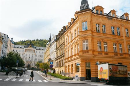 6 bedroom apartments for sale in Central Europe. Modern duplex apartment in Karlovy Vary, plus a cottage on the lake in Depoltovitseh