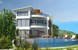 Houses with pools by the sea for sale in Limassol. Villa – Pareklisia, Limassol, Cyprus