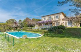 Comfortable house with a terrace, a pool and a garden, Mouans-Sartoux, French Riviera, France for 2,900,000 €