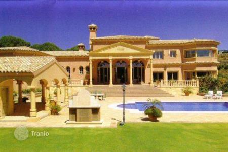 5 bedroom houses for sale in Buron. Magnificent Palm Beach style mansion in Los Altos de Valderrama