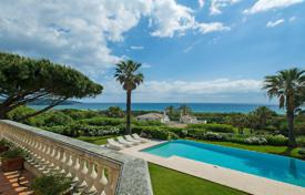 5 bedroom houses for sale in Ramatyuel. Ramatuelle — Magnificent property with sea view