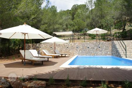 Luxury residential for sale in Sant Joan de Labritja. Authentic 4 bedrooms ibicencan finca