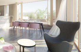 New homes for sale in Praha 10. Three-bedroom apartment with a terrace, in an environmentally pristine district of Prague 10 — Vršovice, near the city center, Prague