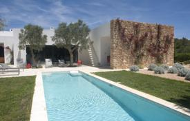 Designer villa with a private orchard, an outdoor pool, a terrace and a parking, San Rafael, Spain for 10,000 € per week