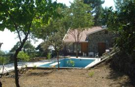 Property for sale in Pano Platres. Five Bedroom Stone Built Detached House