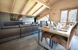 3 bedroom apartments for sale in Auvergne-Rhône-Alpes. Three-bedroom apartment in a new modern residence, Morzine, France