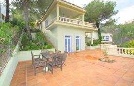 Property for sale in Costa d'en Blanes. Villa with a private garden, a pool, a terrace and a garage, Costa D'en Blanes, Spain