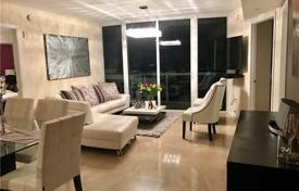 Property for sale in North America. Two-bedroom apartment with a panoramic ocean view in a skyscraper, Sunny Isles Beach, Florida, USA