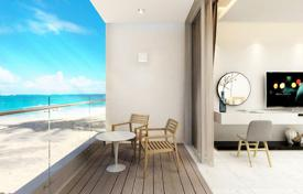 Houses for sale in Southeastern Asia. Modern villas in Cam Ranh, Vietnam. Terraces, swimming pools, parking spaces, oceanfront. Rental income 10% per annum during 10 years