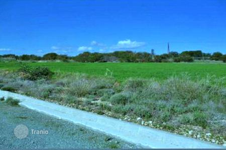 Land for sale in Famagusta. Plot for Sale in Agia Thekla