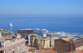 Cheap apartments for sale in Beausoleil. One-bedroom apartment with sea view near the center of Monaco