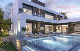 4 bedroom apartments for sale in Moraira. New home – Moraira, Valencia, Spain
