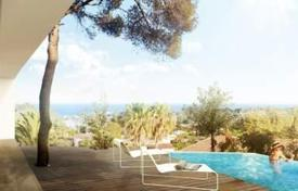 Property for sale in Fustera. Cutting-edge-style detached villas of 3 bedrooms with private pool and sea-views in La Fustera