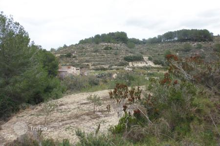 Agricultural land for sale in Spain. Agricultural - Benissa, Valencia, Spain