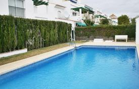 Comfortable apartment with a private garden in a residential complex with a swimming pool and a parking, Manilva, Spain for 267,000 €