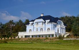 5 bedroom houses for sale in Central Europe. This is a newly built 5 bedroom villa located on a hill with super views. Luxury throughout, Marble and solid wood flooring.