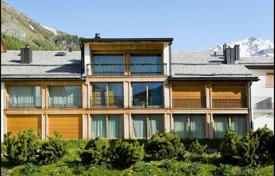 Luxury chalets for sale in Alps. Chalet in Surlej