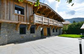 Cottage in the center of the city with spacious rooms, Megève, France for 7,500,000 €