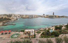 Property for sale in Malta. Seafront apartment in Sliema