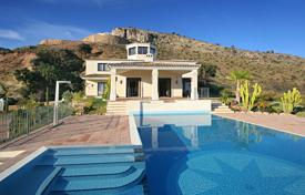 Stylish villa with a private garden, a pool, a garage, a terrace and a sea view, Benaavis, Spain for 2,750,000 €