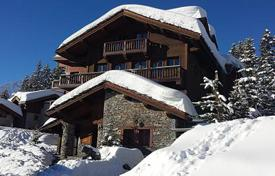 Apartments to rent in French Alps. Luxurious studio with direct access to the ski slopes in Courchevel