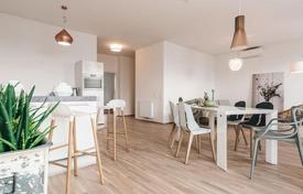 Apartments for sale in Leopoldstadt. Two-level penthouse with a terrace in Leopoldstadt area, Vienna, Austria